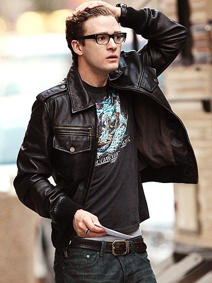 'SOCIAL' SCENE photo | Justin Timberlake
