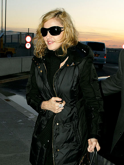 COAT CHECK photo | Madonna