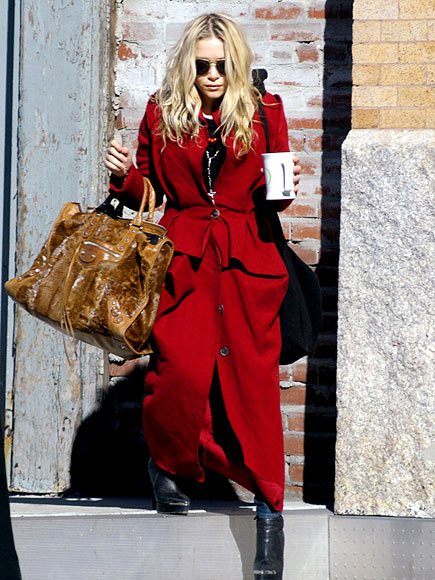 WELL RED photo | Mary-Kate Olsen