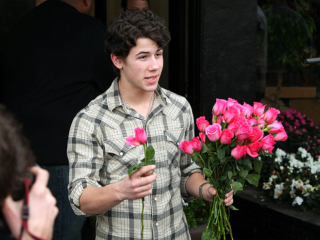 ROSY OUTLOOK photo | Nick Jonas