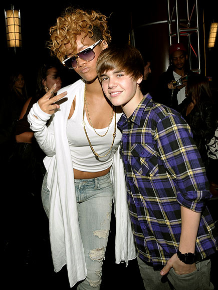 MUSIC MASH-UP photo | Justin Bieber, Rihanna