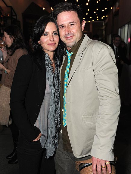 SPOUSAL SUPPORT photo | Courteney Cox, David Arquette