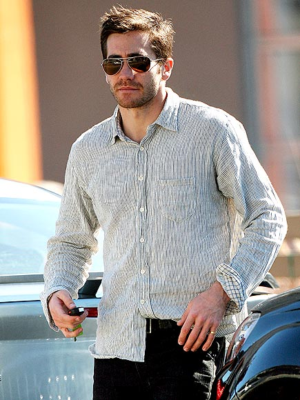 CASUAL CHIC photo | Jake Gyllenhaal