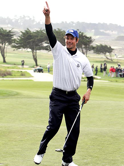 TEE TIME photo | Josh Duhamel