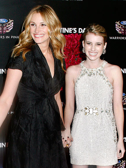 FAMILY AFFAIR photo | Emma Roberts, Julia Roberts