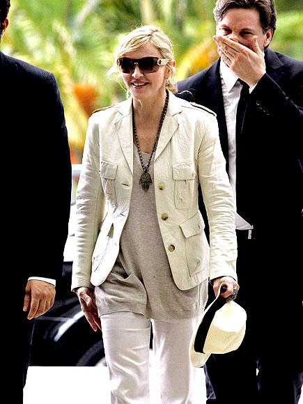 IN STEP photo | Madonna