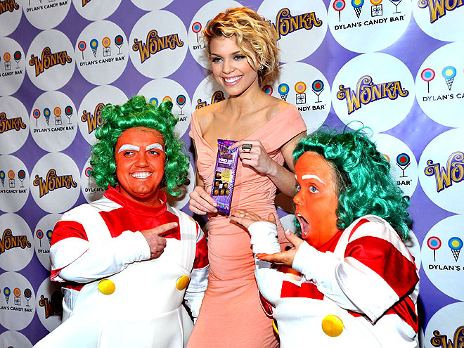 CANDY GIRL  photo | AnnaLynne McCord