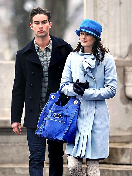 FEELING BLUE photo | Chace Crawford, Leighton Meester