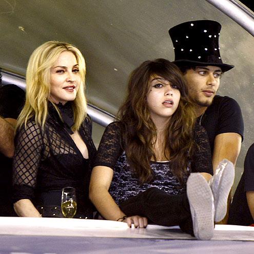 SPECTATOR SPORT photo | Lourdes Leon, Madonna