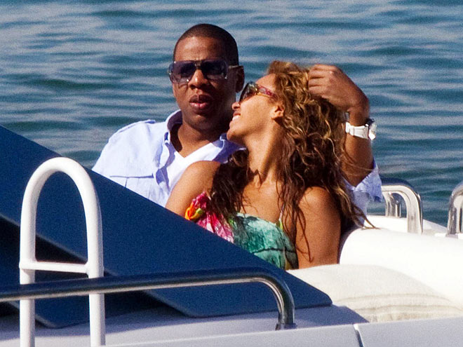 LOVE BOAT photo | Beyonce Knowles, Jay-Z