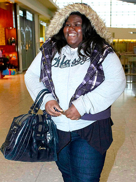GLOBE TROTTER photo | Gabourey Sidibe
