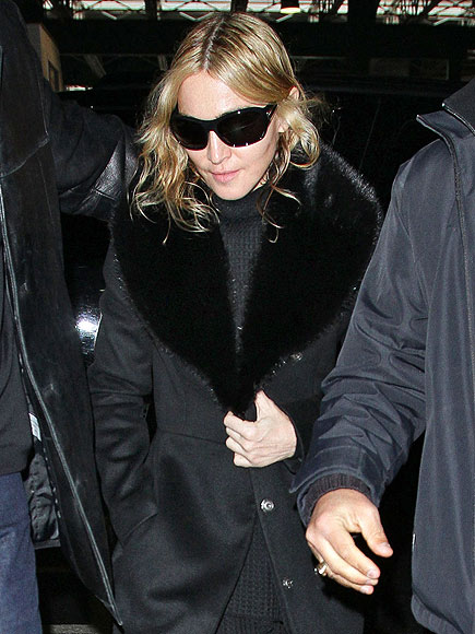 BUSINESS AS USUAL photo | Madonna