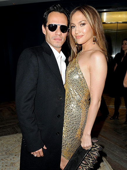 SLEEK STANCE photo | Jennifer Lopez, Marc Anthony
