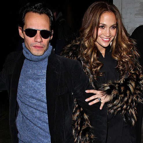 Sunday Morning Smile photo | Jennifer Lopez, Marc Anthony