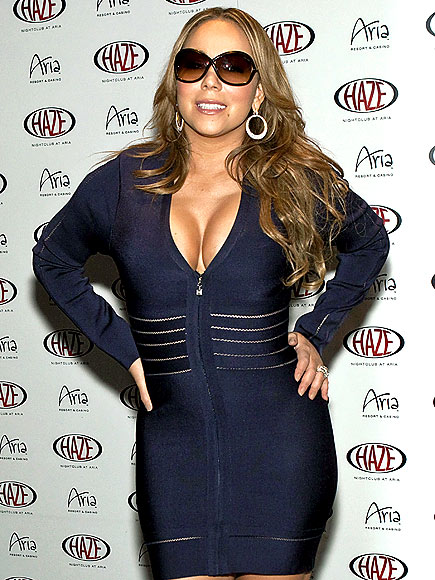 CURVES AHEAD! photo | Mariah Carey