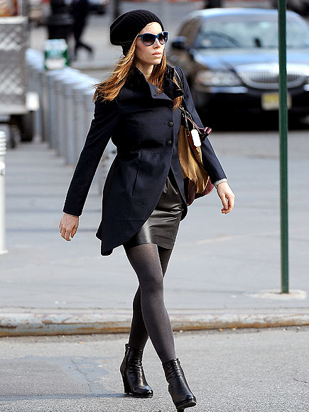 STEP BY STEP photo | Jessica Biel