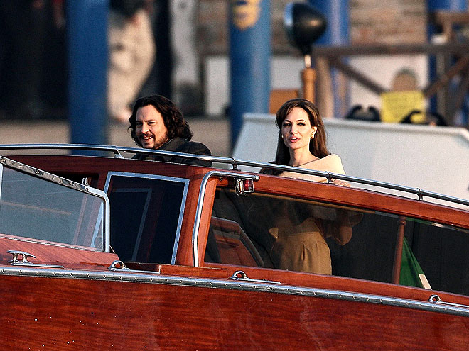 WATER WORKS photo | Angelina Jolie, Johnny Depp