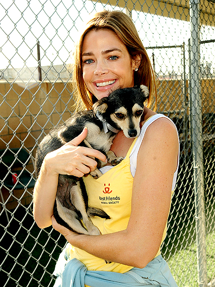 PET PROJECT photo | Denise Richards
