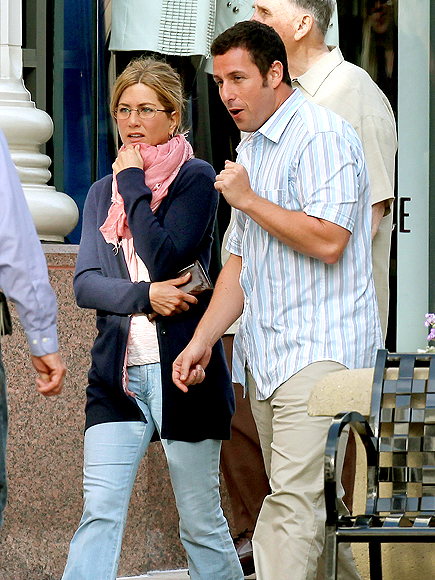 FUNNY PEOPLE photo | Adam Sandler, Jennifer Aniston