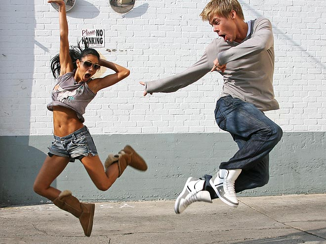 SHOWSTOPPERS photo | Derek Hough, Nicole Scherzinger