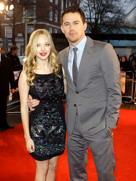 POND HOPPERS photo | Amanda Seyfried, Channing Tatum
