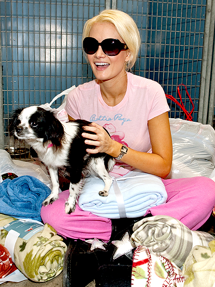 PAWS FOR A CAUSE photo | Holly Madison