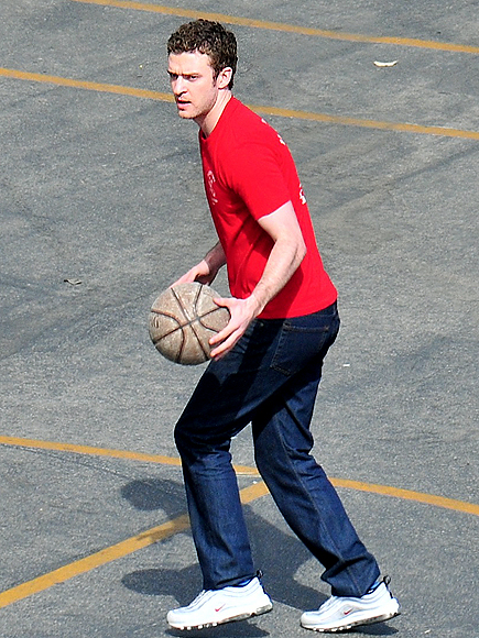 BALL BOY photo | Justin Timberlake