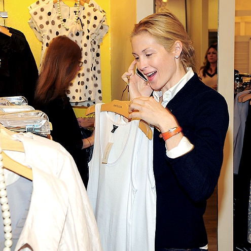 SHOP GIRL photo | Kelly Rutherford