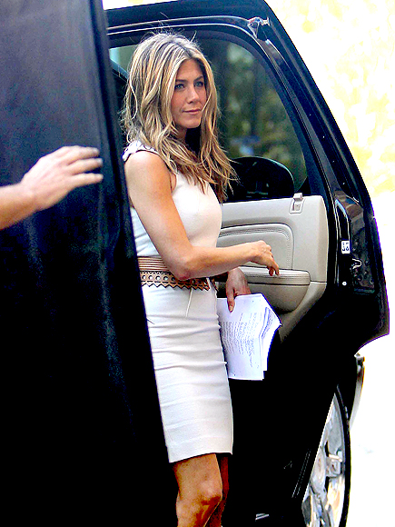 DRIVING FORCE photo | Jennifer Aniston