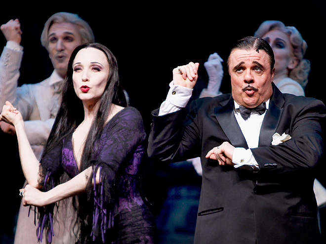 SNAP TO IT photo | Bebe Neuwirth, Nathan Lane