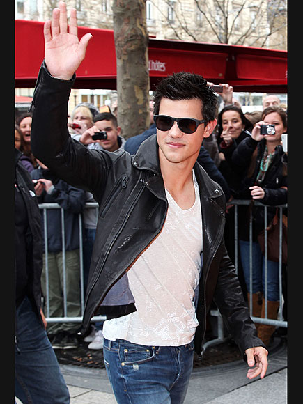 GREASE IS THE WORD photo | Taylor Lautner