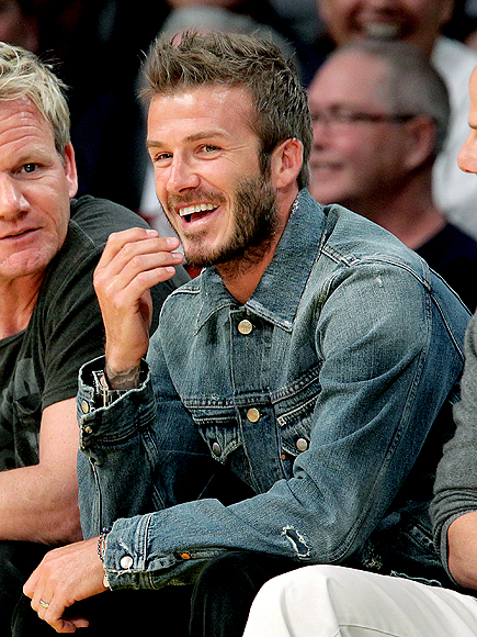OFF-FIELD PURSUITS photo | David Beckham
