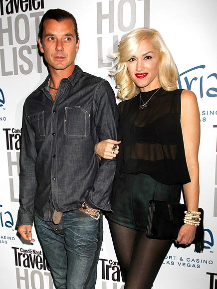 DATE NIGHT photo | Gavin Rossdale, Gwen Stefani