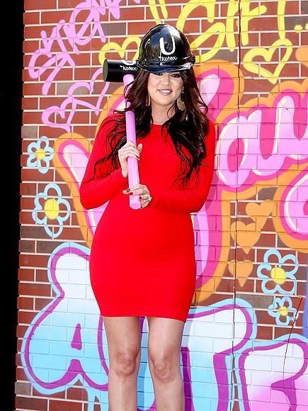 SPRING BREAK photo | Khloe Kardashian