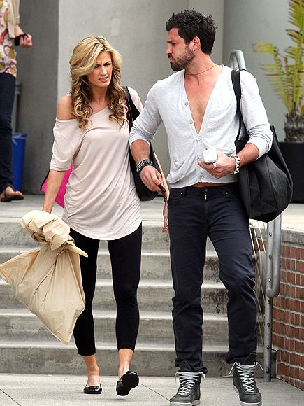 TWO STEP photo | Erin Andrews, Maksim Chmerkovskiy