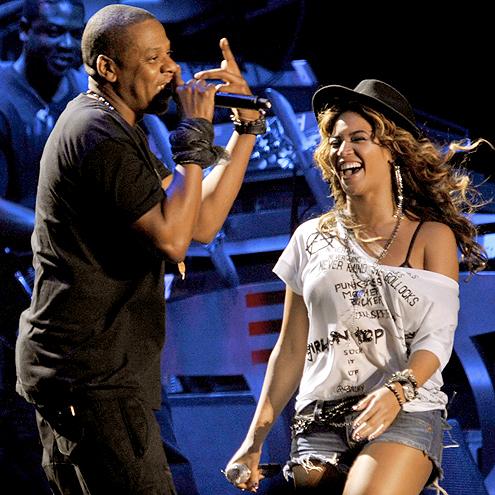 HAT TRICK photo | Beyonce Knowles, Jay-Z