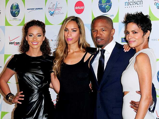 LADIES' MAN photo | Alicia Keys, Halle Berry, Jamie Foxx, Leona Lewis