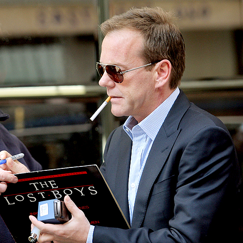 FANG CLUB photo | Kiefer Sutherland