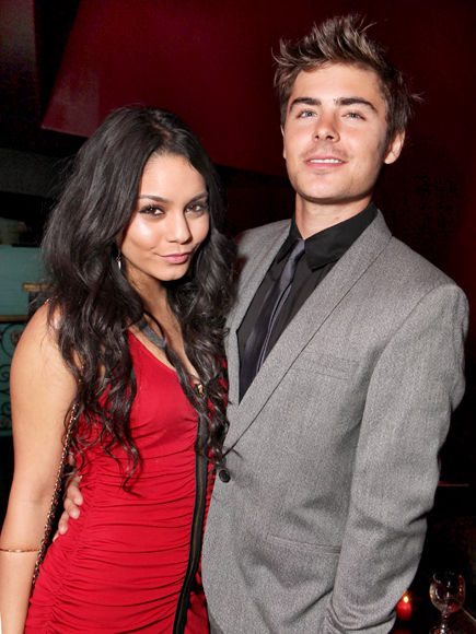 LEAN ON ME photo | Vanessa Hudgens, Zac Efron