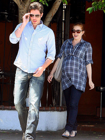 CUTE COUPLING photo | Amy Adams