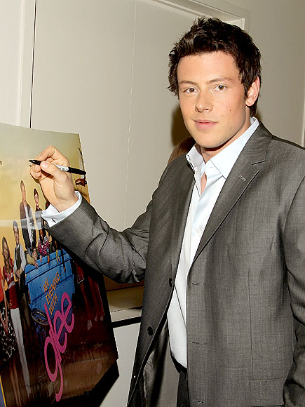 SIGN LANGUAGE photo | Cory Monteith