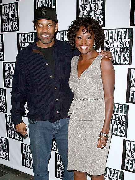 PLAYING IT COOL photo | Denzel Washington, Viola Davis