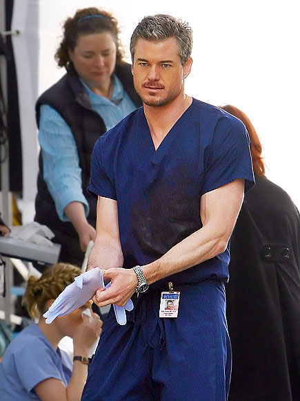 NO SCRUB photo | Eric Dane