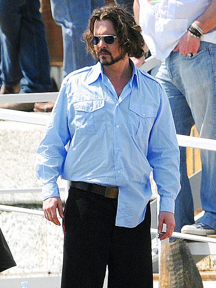 DREAM BOAT photo   Johnny Depp