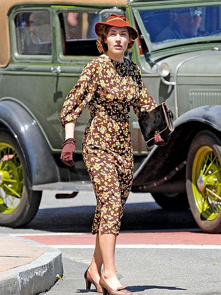 STREET PERFORMER photo | Kate Winslet