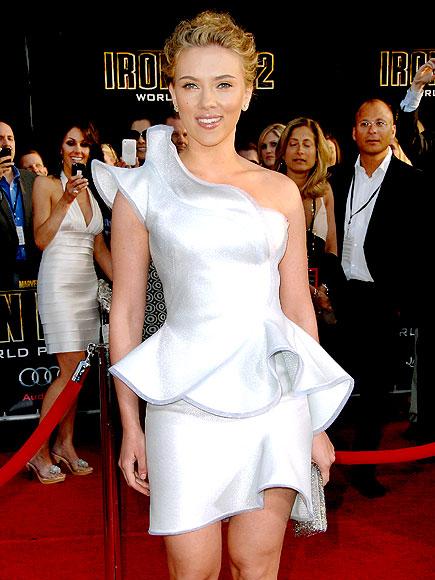GO FIGURE photo | Scarlett Johansson