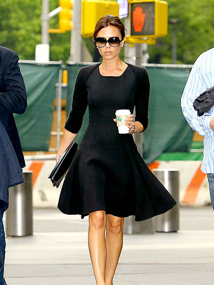 BLACK OUT photo | Victoria Beckham