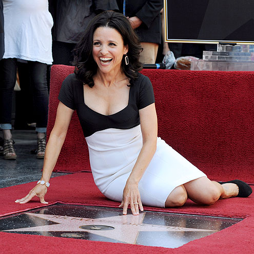 STARRY EYED photo | Julia Louis-Dreyfus