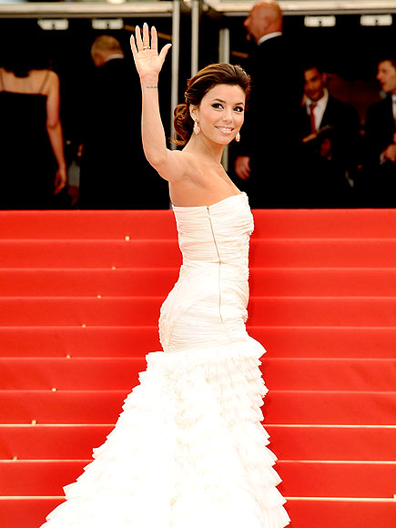 THE WHITE STUFF photo | Eva Longoria Parker