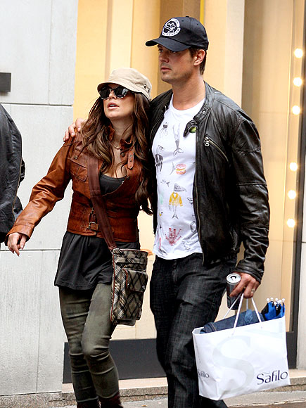 STREET CHIC photo | Fergie, Josh Duhamel